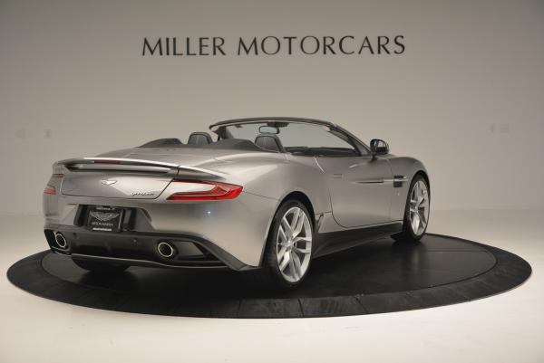 Used 2016 Aston Martin Vanquish Convertible for sale Sold at Alfa Romeo of Greenwich in Greenwich CT 06830 7