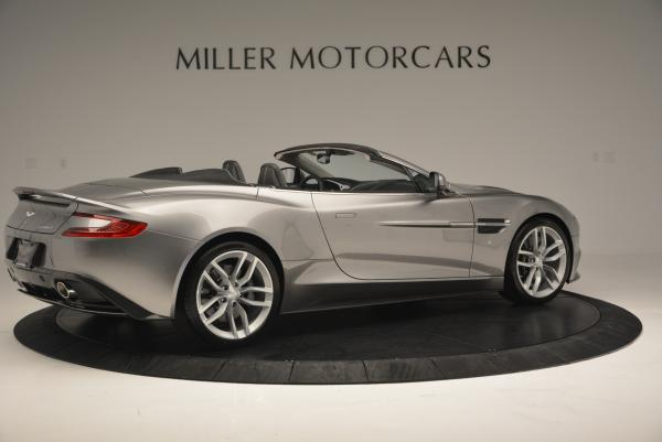 Used 2016 Aston Martin Vanquish Convertible for sale Sold at Alfa Romeo of Greenwich in Greenwich CT 06830 8
