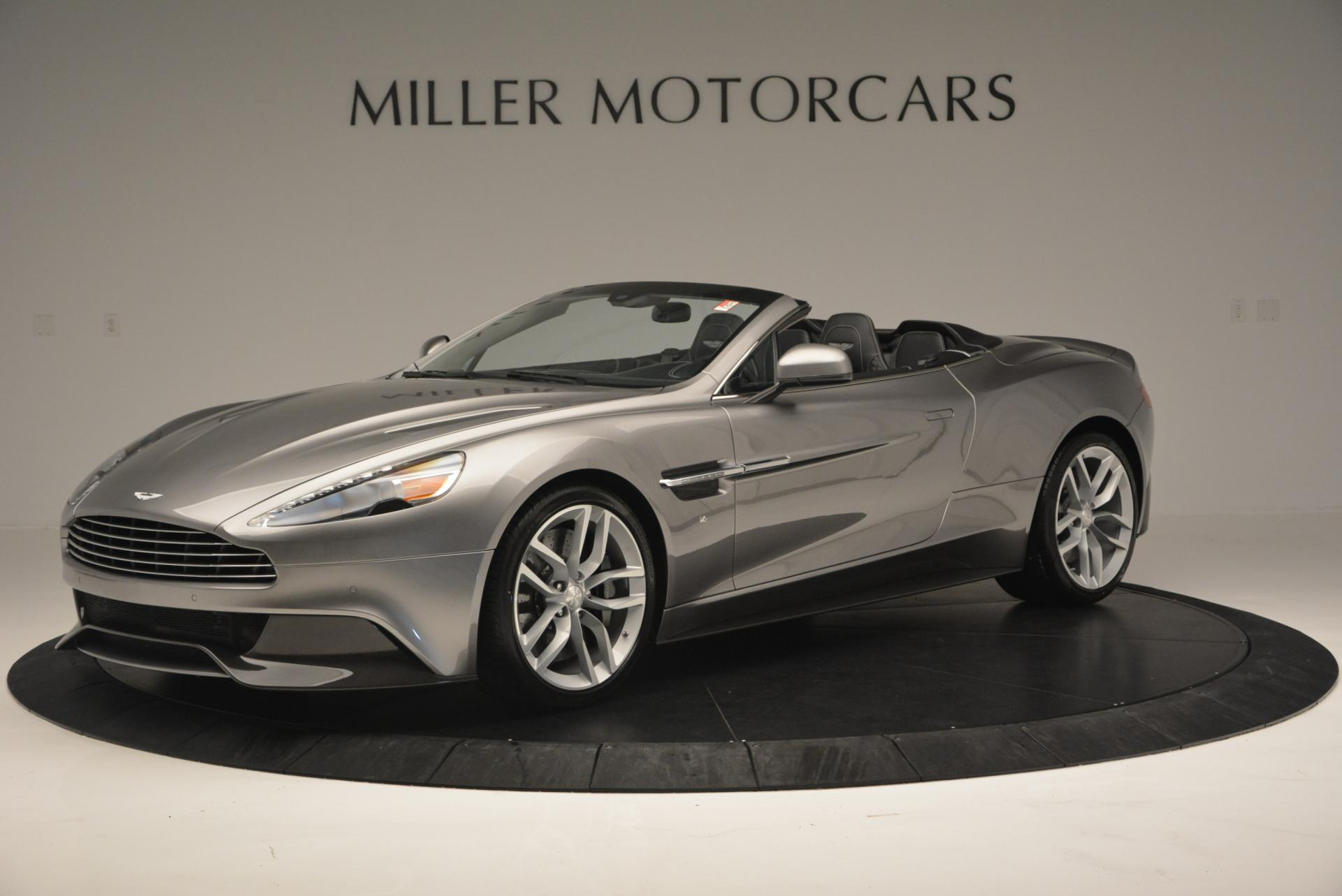 Used 2016 Aston Martin Vanquish Convertible for sale Sold at Alfa Romeo of Greenwich in Greenwich CT 06830 1