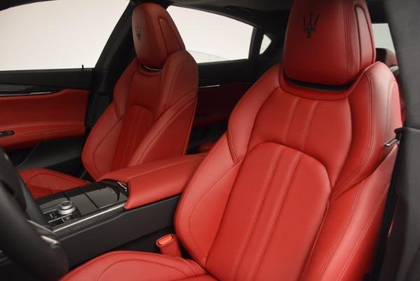 New 2017 Maserati Quattroporte S Q4 GranSport for sale Sold at Alfa Romeo of Greenwich in Greenwich CT 06830 15