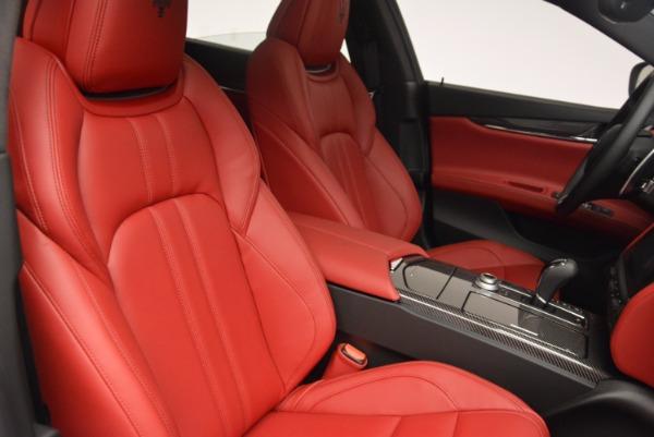 New 2017 Maserati Quattroporte S Q4 GranSport for sale Sold at Alfa Romeo of Greenwich in Greenwich CT 06830 26