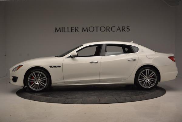 New 2017 Maserati Quattroporte S Q4 GranSport for sale Sold at Alfa Romeo of Greenwich in Greenwich CT 06830 3