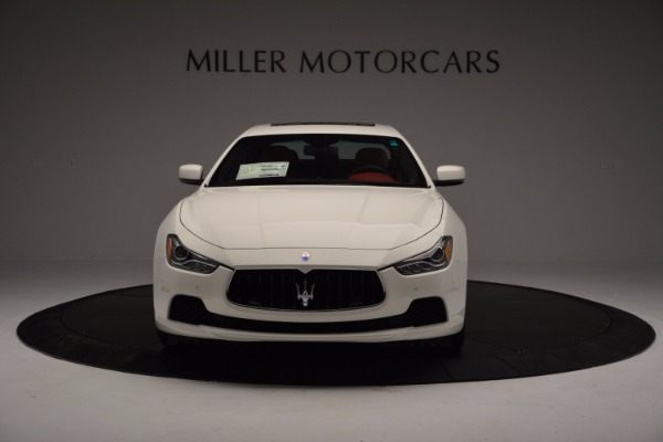 New 2017 Maserati Ghibli SQ4 for sale Sold at Alfa Romeo of Greenwich in Greenwich CT 06830 12