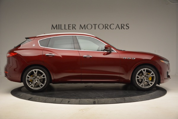 New 2017 Maserati Levante S for sale Sold at Alfa Romeo of Greenwich in Greenwich CT 06830 10