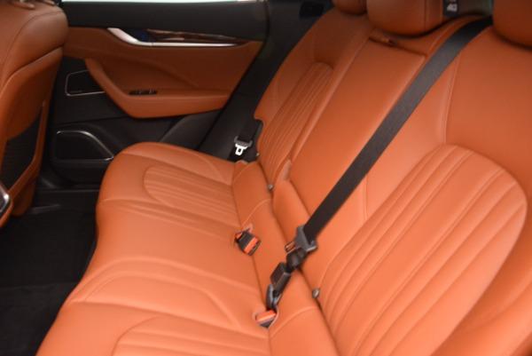 New 2017 Maserati Levante S for sale Sold at Alfa Romeo of Greenwich in Greenwich CT 06830 19
