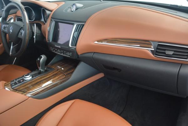 New 2017 Maserati Levante S Q4 for sale Sold at Alfa Romeo of Greenwich in Greenwich CT 06830 20