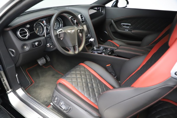 Used 2017 Bentley Continental GT V8 S for sale Sold at Alfa Romeo of Greenwich in Greenwich CT 06830 18