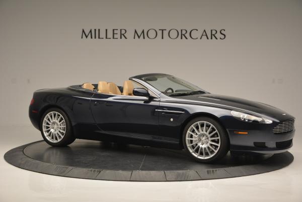 Used 2007 Aston Martin DB9 Volante for sale Sold at Alfa Romeo of Greenwich in Greenwich CT 06830 10