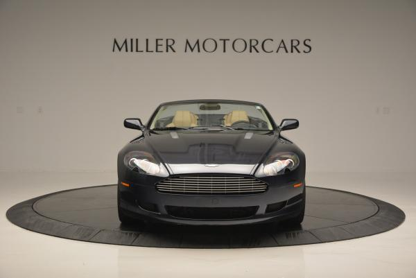 Used 2007 Aston Martin DB9 Volante for sale Sold at Alfa Romeo of Greenwich in Greenwich CT 06830 12