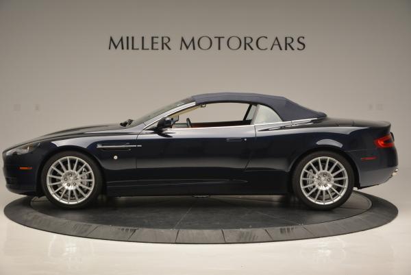 Used 2007 Aston Martin DB9 Volante for sale Sold at Alfa Romeo of Greenwich in Greenwich CT 06830 15