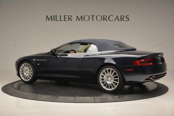 Used 2007 Aston Martin DB9 Volante for sale Sold at Alfa Romeo of Greenwich in Greenwich CT 06830 16
