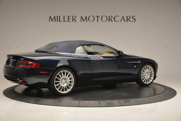 Used 2007 Aston Martin DB9 Volante for sale Sold at Alfa Romeo of Greenwich in Greenwich CT 06830 20
