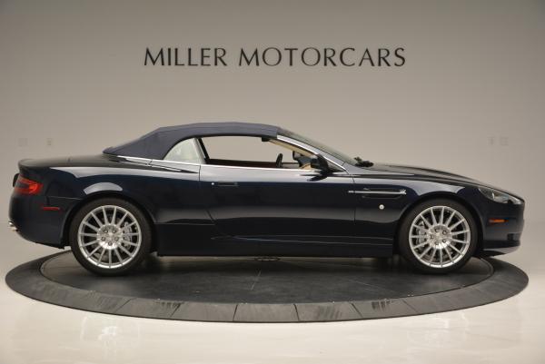 Used 2007 Aston Martin DB9 Volante for sale Sold at Alfa Romeo of Greenwich in Greenwich CT 06830 21