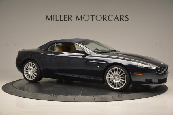 Used 2007 Aston Martin DB9 Volante for sale Sold at Alfa Romeo of Greenwich in Greenwich CT 06830 22