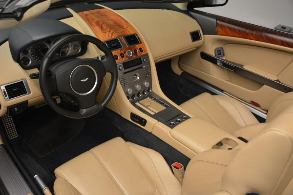 Used 2007 Aston Martin DB9 Volante for sale Sold at Alfa Romeo of Greenwich in Greenwich CT 06830 24