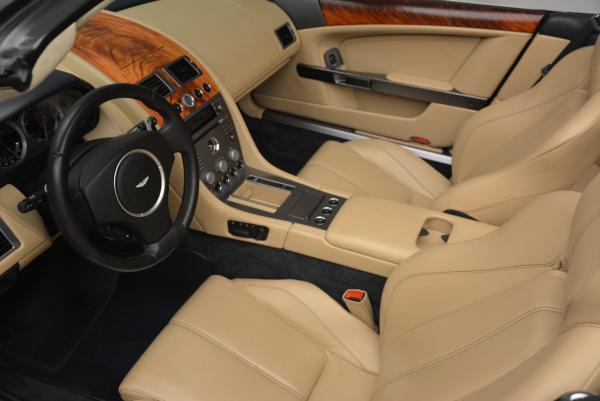 Used 2007 Aston Martin DB9 Volante for sale Sold at Alfa Romeo of Greenwich in Greenwich CT 06830 25