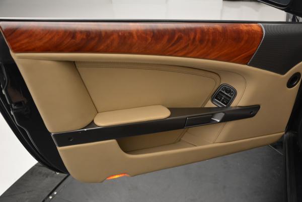 Used 2007 Aston Martin DB9 Volante for sale Sold at Alfa Romeo of Greenwich in Greenwich CT 06830 27