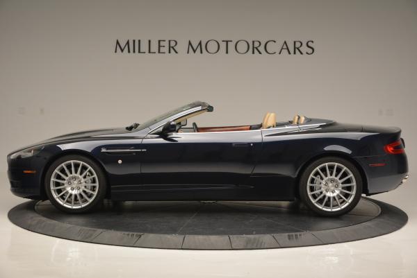 Used 2007 Aston Martin DB9 Volante for sale Sold at Alfa Romeo of Greenwich in Greenwich CT 06830 3