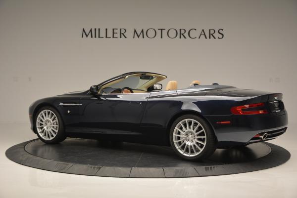 Used 2007 Aston Martin DB9 Volante for sale Sold at Alfa Romeo of Greenwich in Greenwich CT 06830 4