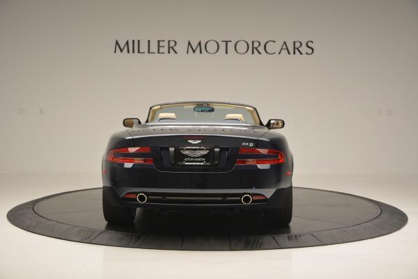 Used 2007 Aston Martin DB9 Volante for sale Sold at Alfa Romeo of Greenwich in Greenwich CT 06830 6