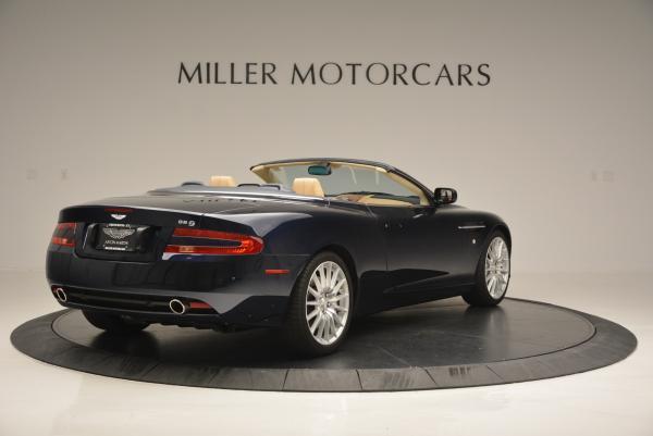 Used 2007 Aston Martin DB9 Volante for sale Sold at Alfa Romeo of Greenwich in Greenwich CT 06830 7