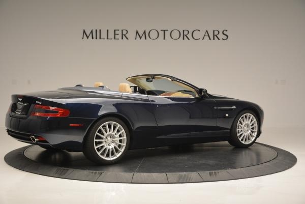 Used 2007 Aston Martin DB9 Volante for sale Sold at Alfa Romeo of Greenwich in Greenwich CT 06830 8