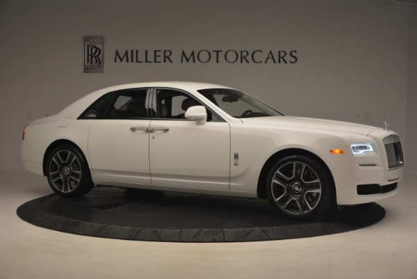 Used 2017 Rolls-Royce Ghost for sale Sold at Alfa Romeo of Greenwich in Greenwich CT 06830 10