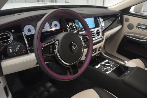Used 2017 Rolls-Royce Ghost for sale Sold at Alfa Romeo of Greenwich in Greenwich CT 06830 22