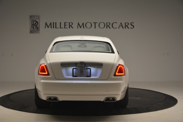 Used 2017 Rolls-Royce Ghost for sale Sold at Alfa Romeo of Greenwich in Greenwich CT 06830 6