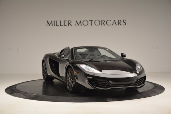 Used 2013 McLaren 12C Spider for sale Sold at Alfa Romeo of Greenwich in Greenwich CT 06830 11