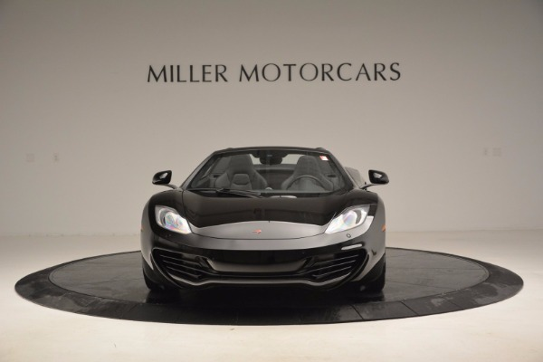Used 2013 McLaren 12C Spider for sale Sold at Alfa Romeo of Greenwich in Greenwich CT 06830 12