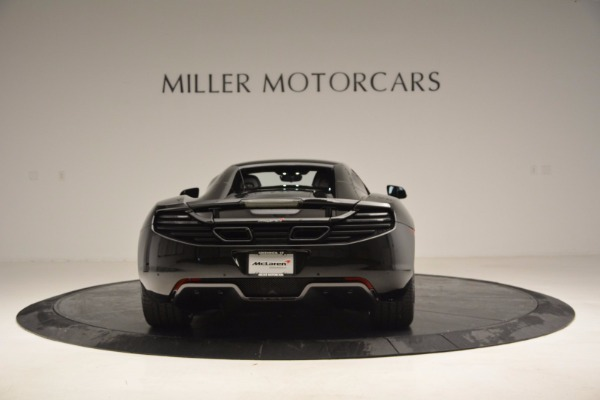 Used 2013 McLaren 12C Spider for sale Sold at Alfa Romeo of Greenwich in Greenwich CT 06830 18