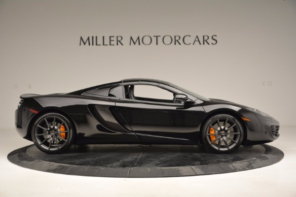 Used 2013 McLaren 12C Spider for sale Sold at Alfa Romeo of Greenwich in Greenwich CT 06830 20