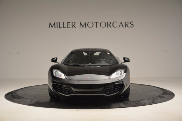 Used 2013 McLaren 12C Spider for sale Sold at Alfa Romeo of Greenwich in Greenwich CT 06830 22
