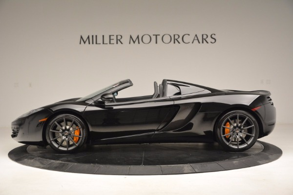 Used 2013 McLaren 12C Spider for sale Sold at Alfa Romeo of Greenwich in Greenwich CT 06830 3