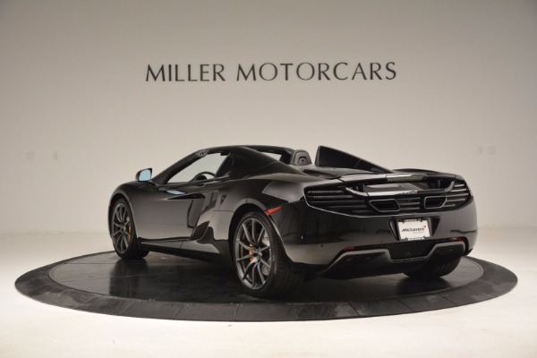 Used 2013 McLaren 12C Spider for sale Sold at Alfa Romeo of Greenwich in Greenwich CT 06830 5