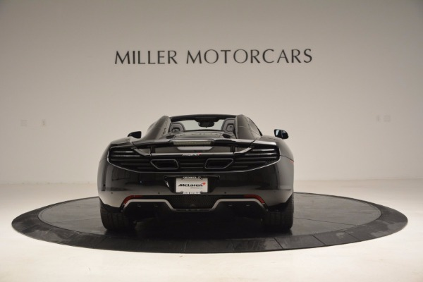 Used 2013 McLaren 12C Spider for sale Sold at Alfa Romeo of Greenwich in Greenwich CT 06830 6