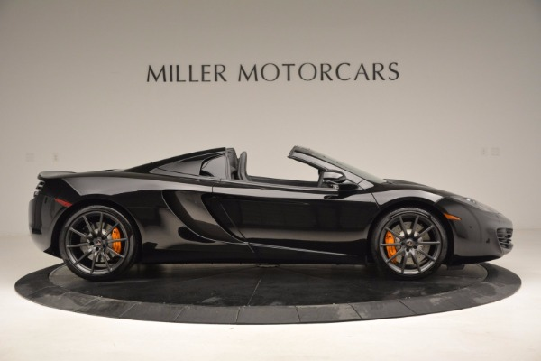 Used 2013 McLaren 12C Spider for sale Sold at Alfa Romeo of Greenwich in Greenwich CT 06830 9