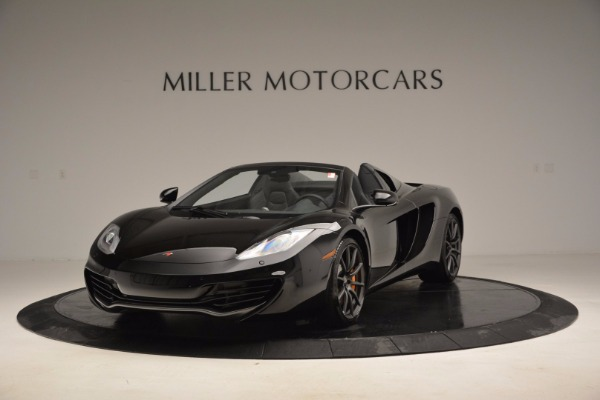 Used 2013 McLaren 12C Spider for sale Sold at Alfa Romeo of Greenwich in Greenwich CT 06830 1