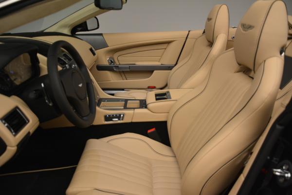 New 2016 Aston Martin DB9 GT Volante for sale Sold at Alfa Romeo of Greenwich in Greenwich CT 06830 19