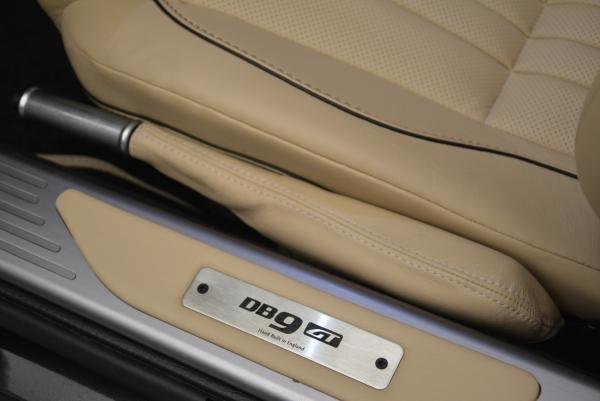 New 2016 Aston Martin DB9 GT Volante for sale Sold at Alfa Romeo of Greenwich in Greenwich CT 06830 24