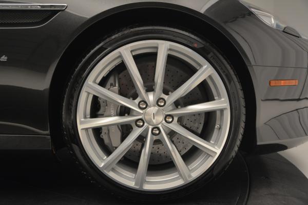 New 2016 Aston Martin DB9 GT Volante for sale Sold at Alfa Romeo of Greenwich in Greenwich CT 06830 25
