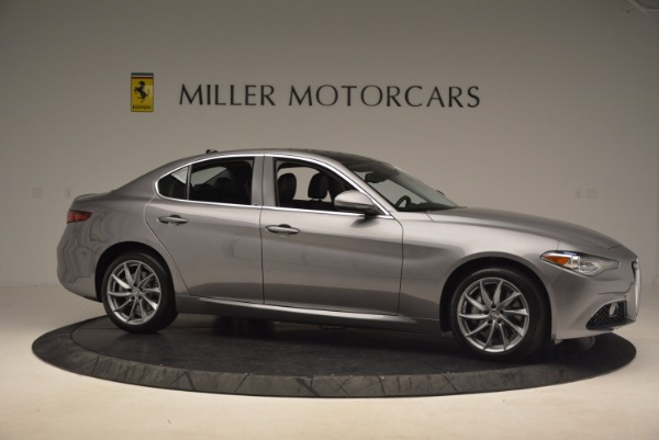New 2017 Alfa Romeo Giulia Q4 for sale Sold at Alfa Romeo of Greenwich in Greenwich CT 06830 10