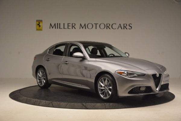 New 2017 Alfa Romeo Giulia Q4 for sale Sold at Alfa Romeo of Greenwich in Greenwich CT 06830 11