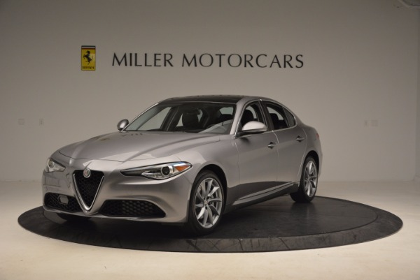 New 2017 Alfa Romeo Giulia Q4 for sale Sold at Alfa Romeo of Greenwich in Greenwich CT 06830 2