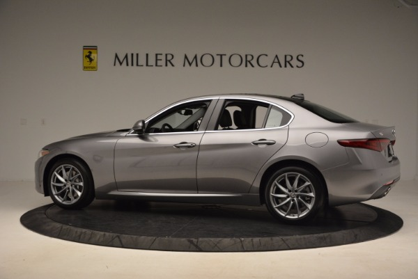 New 2017 Alfa Romeo Giulia Q4 for sale Sold at Alfa Romeo of Greenwich in Greenwich CT 06830 4