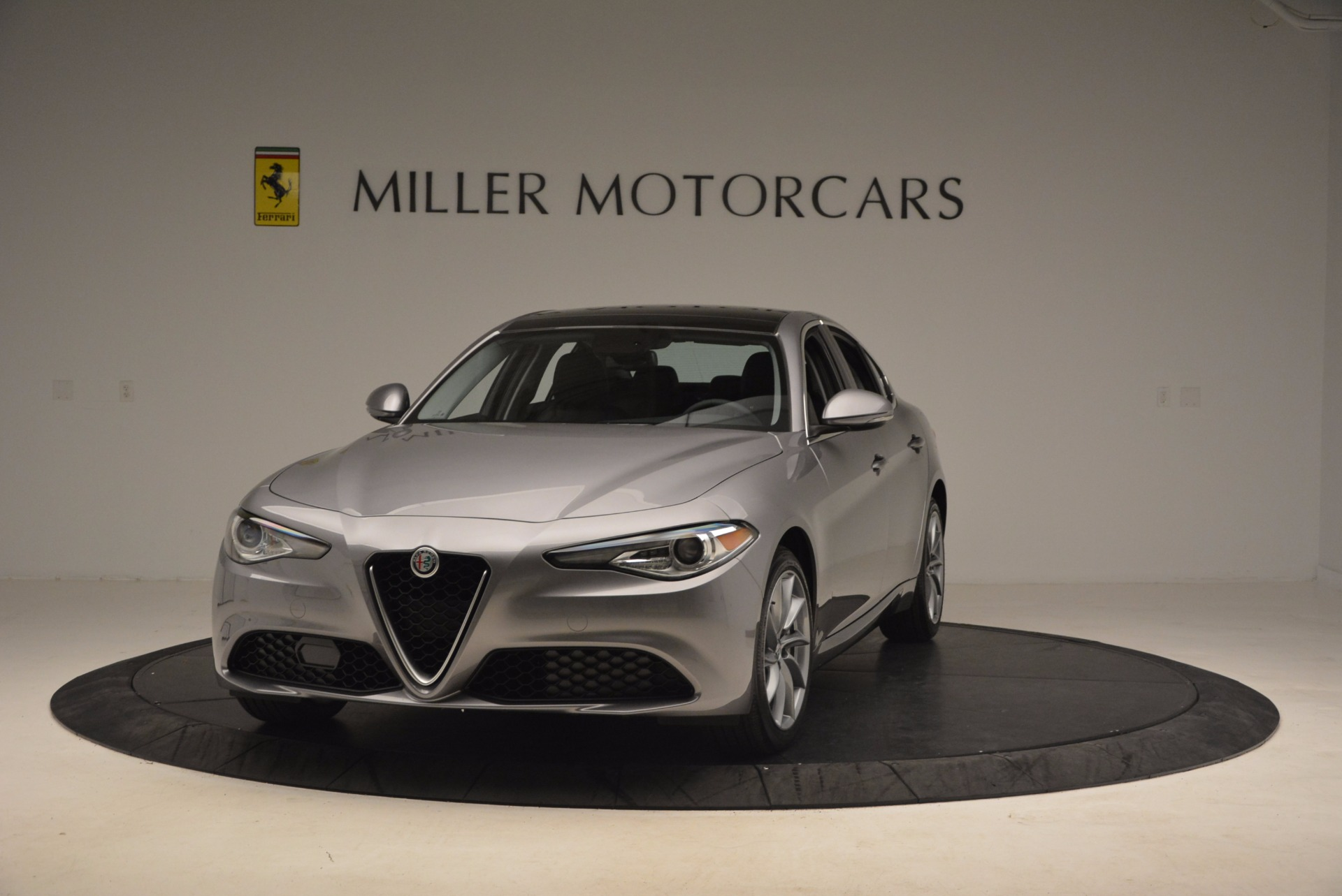 New 2017 Alfa Romeo Giulia Q4 for sale Sold at Alfa Romeo of Greenwich in Greenwich CT 06830 1