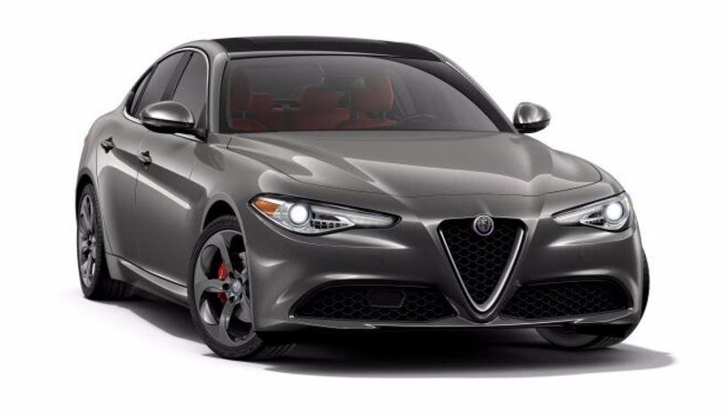 New 2017 Alfa Romeo Giulia Q4 for sale Sold at Alfa Romeo of Greenwich in Greenwich CT 06830 1