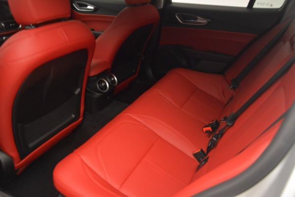 New 2017 Alfa Romeo Giulia Q4 for sale Sold at Alfa Romeo of Greenwich in Greenwich CT 06830 16