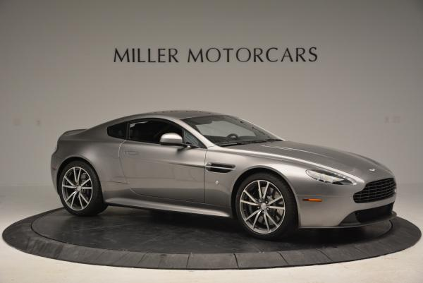 Used 2016 Aston Martin V8 Vantage GT Coupe for sale Sold at Alfa Romeo of Greenwich in Greenwich CT 06830 10